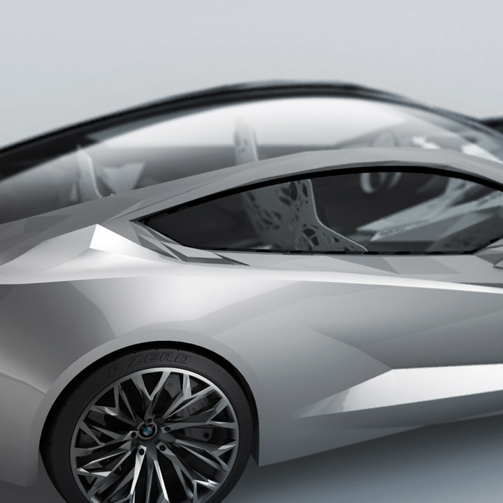 BMW CRYANO GT Transportation Design concept
