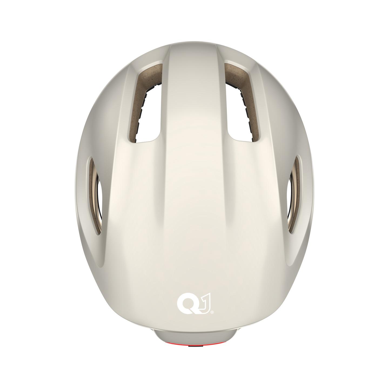 Bicycle Helmet Design Q1 Top View